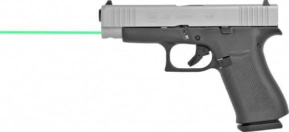 Lasm LMS-G43G Glock 43 Green