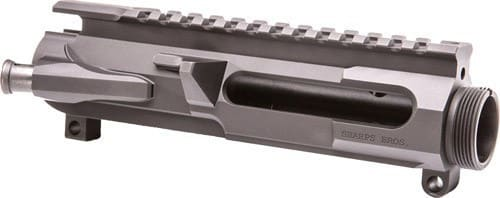 Sharps SBUR02 Billet Upper STRP