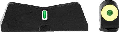 XS Sights GL-0010S-5Y DXT2 Big Dot Glock 20/21 YLW