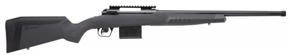 "Savage Arms 57009 110 Tactical 308 WIN 24"" Left Hand"