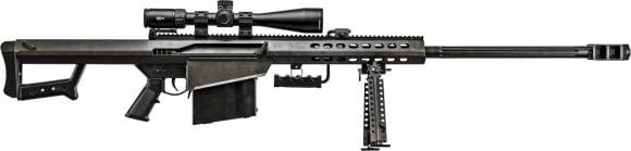 Barrett 18600 82A1 w/ Vortex PST 5-25X50