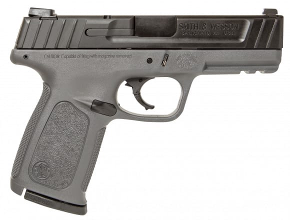 Smith & Wesson SD40 11996 40S Gray 14R