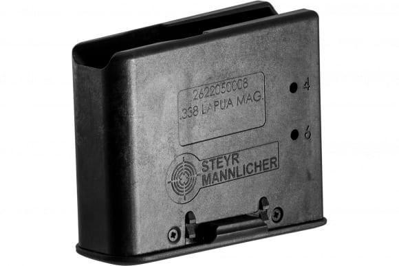 Steyr 2622050600 MagSSG08 338 LAP 6rd
