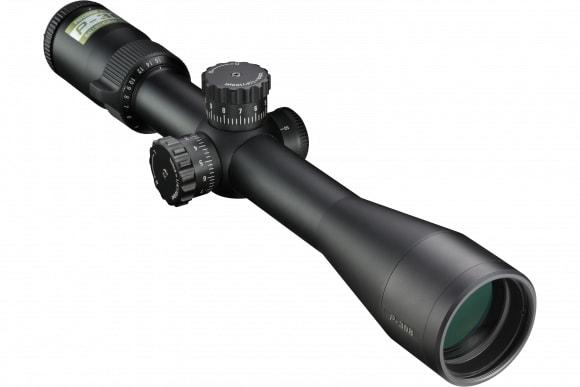 Nikon 16307 P-308 4-16x 42mm Obj 27.2-6.8 ft @ 100 yds FOV 30mm Tube Dia Black Matte BDC 800
