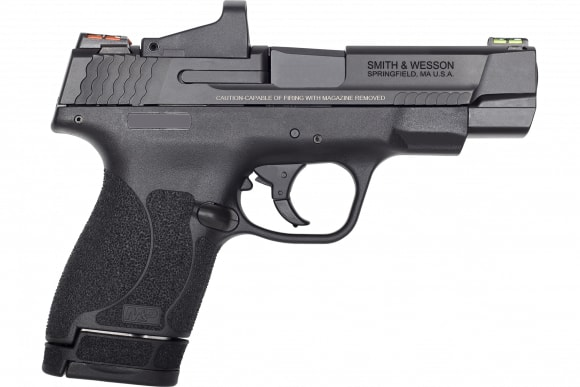 """Smith & Wesson 11786 Shield M2.0 PC M&P 4"""" OR Black w/CLEANING KIT"""