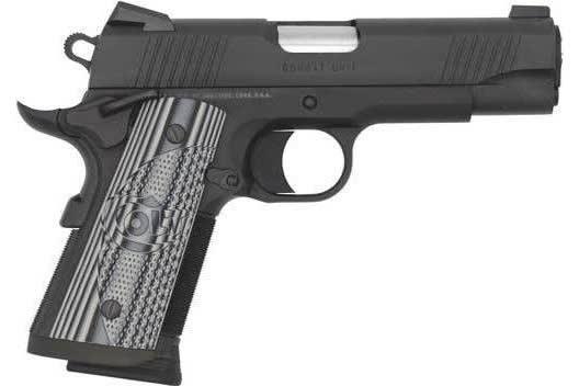 """Colt Defense O1080CCU Govt 5""""8rdBlack"""