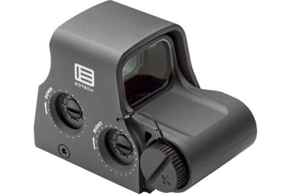 Eotech XPS2-0GREY 68&1 MOA Black CR123