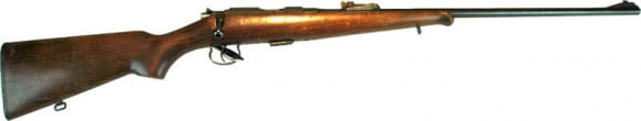 Century Arms RI1448-V Brno Model 2 .22LR Rifle 1-5rd. MagWood Stock VG COND.