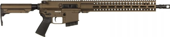 CMMG 66AA158MB Rifle Resolute 300 MKW-15 10rd Midnight Bronze