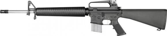 "Rock River Arms AR1285 LAR15 NM A2 .223 Wylde 20"" HVY Match Barrel A2 Stock Black"