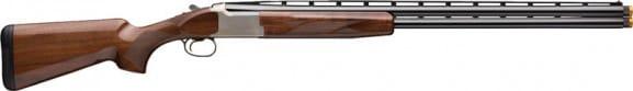 "Browning 018183304 Citori CX White 3"" 28"" VR INVDS-3 Silver Grii Walnut Shotgun"
