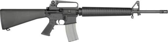 "Rock River Arms AR1280 LAR15 STD A2 .223 Wylde 20"" HVY Barrel A2 Stock Black"