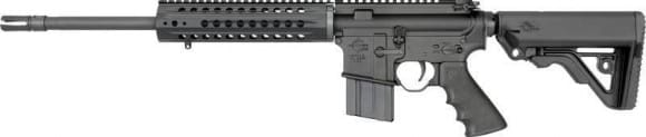 "Rock River Arms SPC1542 LAR68 Coyote Carbine 6.8 16"" Barrel 6 POS Stock Black"