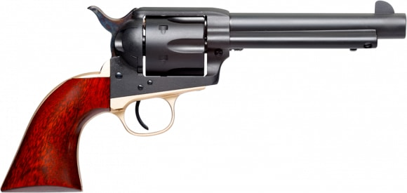 Taylors and Company 0396DE OLD Randall Tuned 357 5.5 Revolver