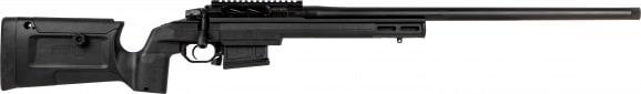 """Seekins 0011710049F-BLK Havak Bravo 308 24"""""""