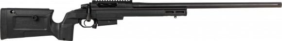 "Seekins 0011710051F-BLK Havak Bravo 65PRC 24"""
