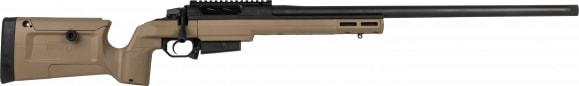 "Seekins 0011710051F-FDE Havak Bravo 65PRC 24"""