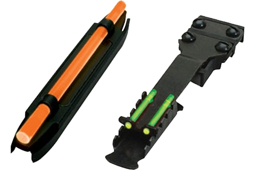 Hiviz C2002 M200/TS2002 Front/Rear Shotgun Sight Combo Shotgun Green