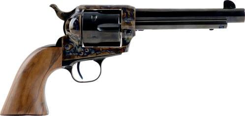 "Standard Manufacturing SAR4CC2 MFG SAA 4.75"" Barrel Case Colored Frame 2 PCE Grip Revolver"