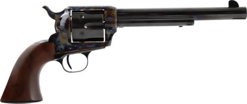 "Standard Manufacturing SAR7CC2 MFG SAA 7.5"" Barrel Case Colored Frame 2 PCE Grip Revolver"