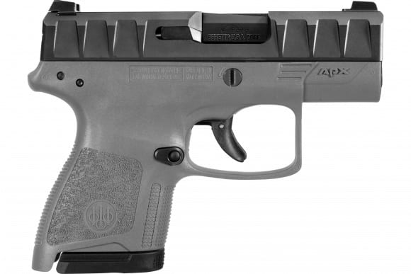 Beretta JAXN92006 APX Carry SF 3.07 WG 6/8rd