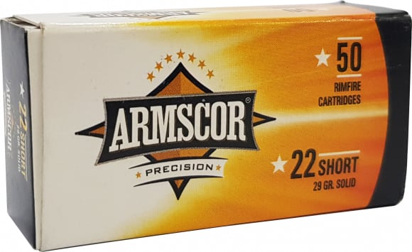 Arms 50415 22S 29 SP - 50rd Box