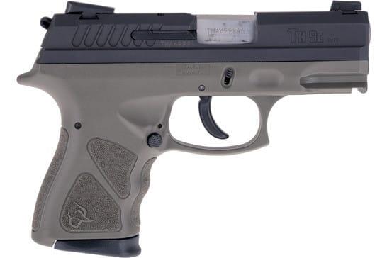 """Taurus 1TH9C031O TH9C 3.54"""" ADJ.13rdBLACK/OD Green Polymer"""