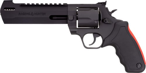 "Taurus 2357061RH Raging Hunter .357MAG 6 3/4""7rdBlued Rubber"