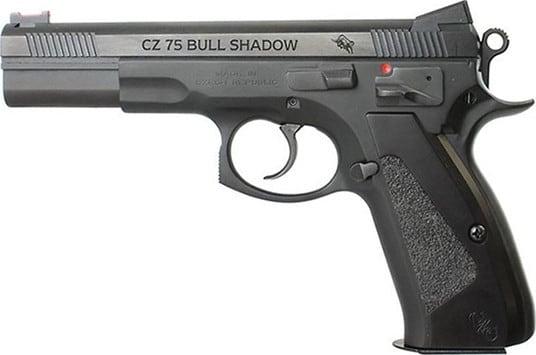 CZ USA 91768 75 Bull Shadow Custom Shop HVY Bull