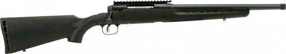 Savage 18819 Axisii 300 BO 16.125 SR Black