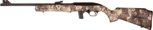 """Rossi RS22L1811HD4 RS22 .22LR Rifle Semi Auto 18"""" Timber Strata"""