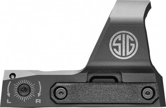 Sig Sauer SOR32004 ROMEO3 XL 1X35 6MOA M1913 MNT Black