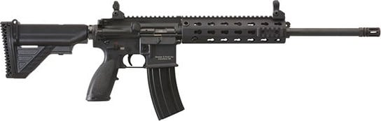 """Heckler and Koch 91000010 MR556A1 Rifle 16.5"""" 30rd Black w/SIGHTS/CASE"""