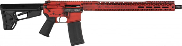 Black Rain OrdnanceBROSPEC3GRB SPEC3G 18 Red BTLWRN
