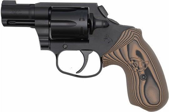 "Colt COBRA-MB2BB-HB Night Cobra REV 38+P 2"" Hybrn Revolver"