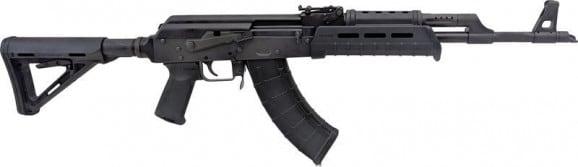 Century Arms RI3415-N Vska M4 AK-47 Rifle w/M4 Buffer Magpul Furniture