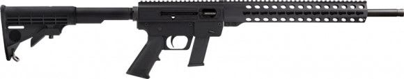 Just Right Carbines JRC9G3TBBL 9mm Quad Rail Glock MAG