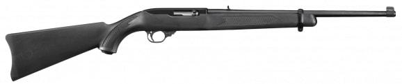 "Ruger 1151 10/22 Carbine Semi-Auto 22 Long Rifle 18.5"" 10+1 Black"