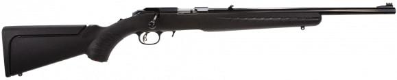 "Ruger 8313 American Rimfire Compact Bolt 17 HMR 18"" 9+1 Blued"