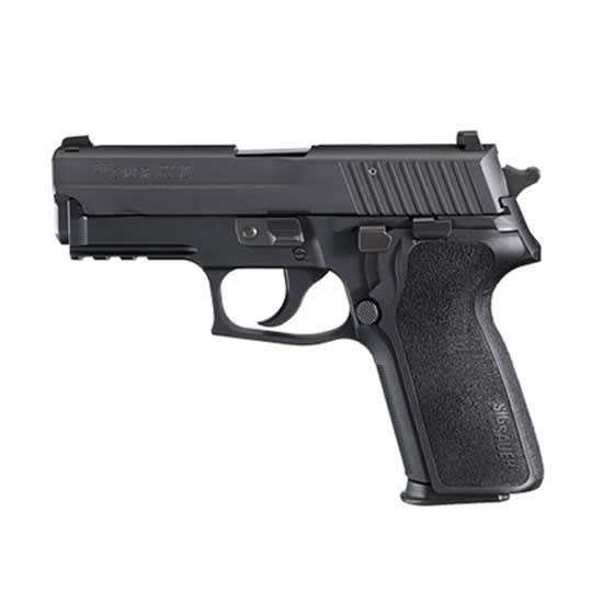 """Sig Sauer U229357 P229 357 SIG Caliber Certified Pre Owned Law Enforcement Trade In... 3.9"""" BBL, W / Night Sights - Nitron Finish"""