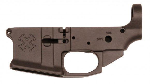 Noveske Rifleworks 04000008 Gen 3 Stripped Lower .223 / 5.56