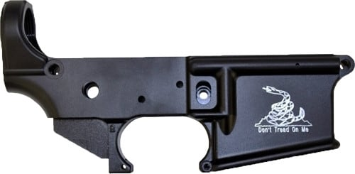 Anderson D2K067A0010P Lower AR-15 Stripped