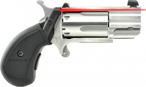 LaserLyte Naapp V-Mini Laser NAA 22LR/22 Short Red Pistols Grip