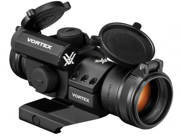 Vortex Optics Strikefire II 4 MOA 1x30mm Red/Green Dot Sight - SF-RG-501