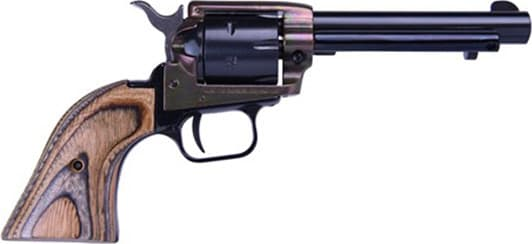 """Heritage Arms RR22CH4 Rough Rider 22L 4.75"""" 7rd"""