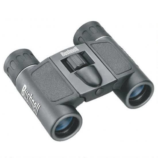 Bushnell Powerview 8X21mm Compact Roof Prism Binoculars, Black - BUS132514