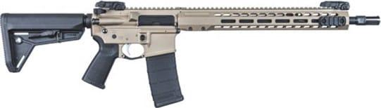 """Barrett 17123 REC7 DI Carbine 16"""" FDE"""