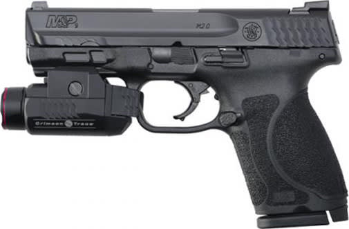 Smith & Wesson M&P9C 12411 9M 4IN M2.0 NTS CT 15R
