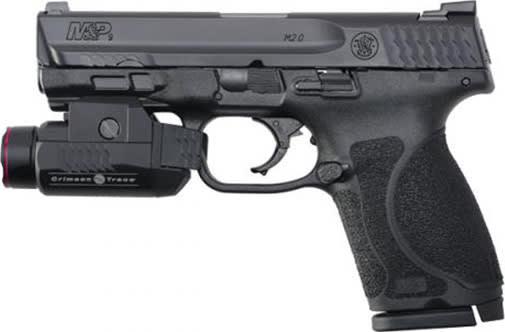 "Smith & Wesson M&P9C 12411 9M 4"" M2.0 NTS CT 15R"