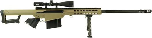 "Barrett 18316 M82A1 416BA 29"" FDE w/Night Fision SHV4-14X56 CA"